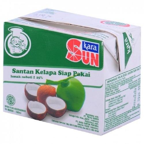 Sun Kara Coconut Milk