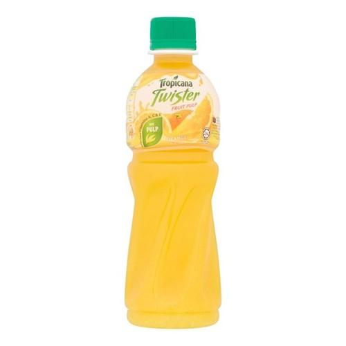 Tropicana Twister Pet Bottle 240Ml [Fruity Drink]