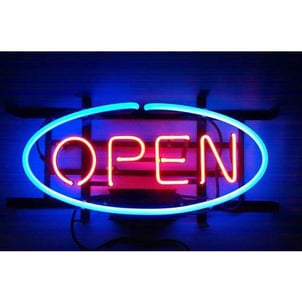 Affordable Neon Sign Board