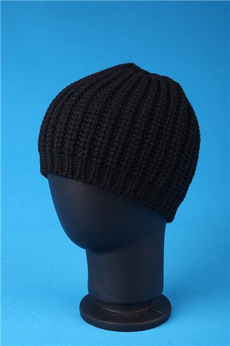 New Design Fashion Multicolor Knitted Inlaid Brocade Thread Hat