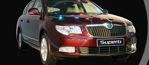 Used Skoda Superb Cars