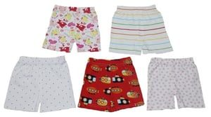Multi-Color Shorts for Boy Baby