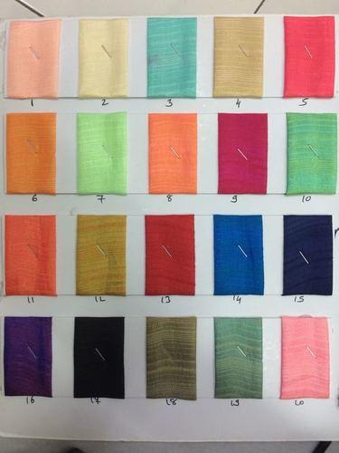 Cambric Silk Fabric
