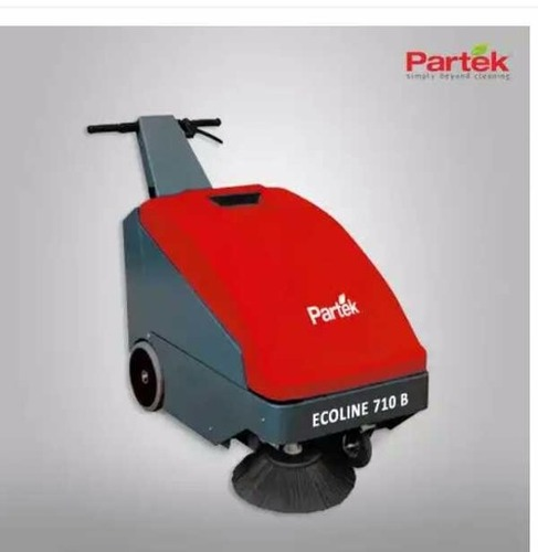 Walk Behind Vacuum Sweepers - NUTECH JETTING EQUIPMENTS