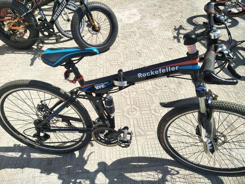 High Quality Battery Operated Bicycle