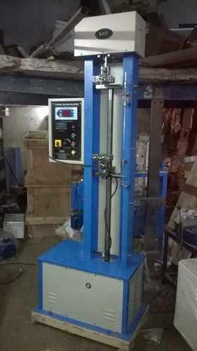 Vertical Tensile Test Machine