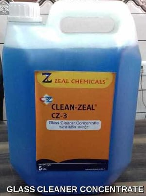 High Quality Glass Cleaner