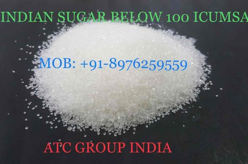Icumsa Indian Sugar 100