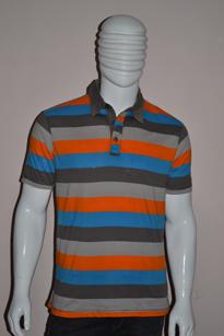 Half Sleeve Collar T Shirt