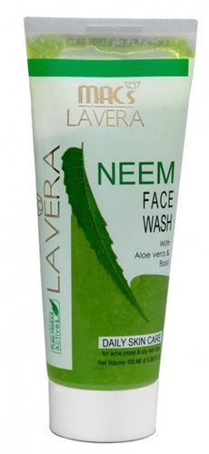 100% Soap-Free Neem Face Wash