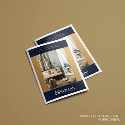 Brochure Designing And Printing Service