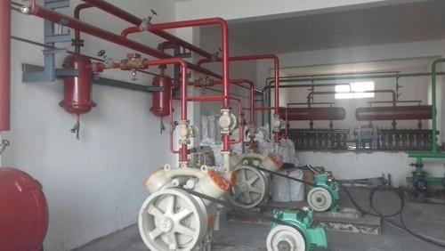 Amonia Based Chilling Plant