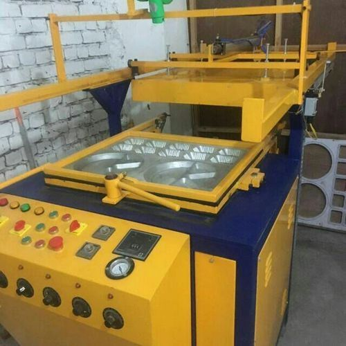 Automatic And Semi-Automatic Thermocol Plate Making Machine