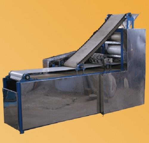 Automatic Grade Poori Making Machine