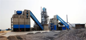 Excellent Twin Shaft Lime Kilns For Lime Production