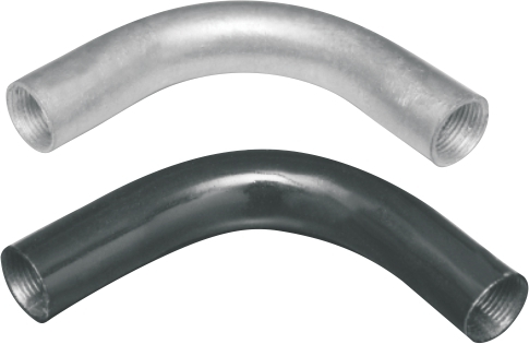 MS/ GI Pipe Solid Bend