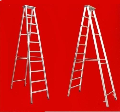 Aluminium Self Support Folding Platform Ladder