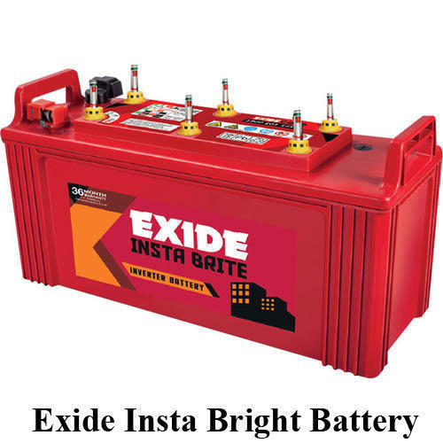 Exide Insta Bright Battery