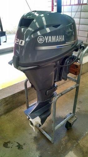 20 HP 4-Stroke Outboard Motor Engine (Yamaha) in