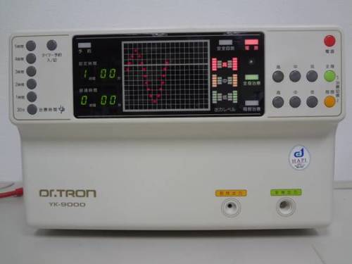 Dr.Tron Yk-9000 High Voltage Potential Therapy Device