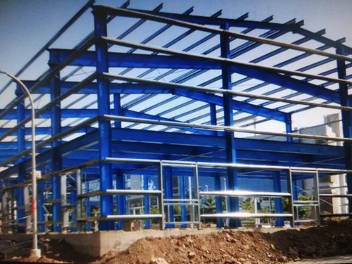 Industrial Pre Structured Building