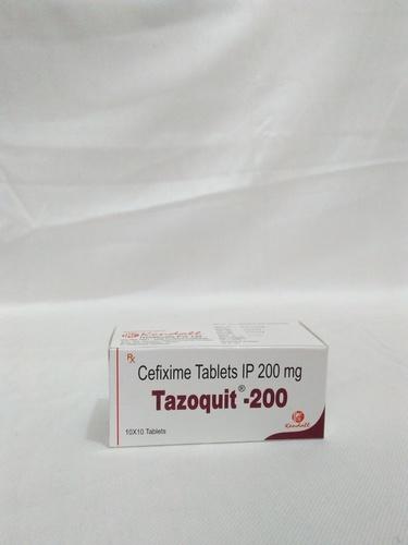 Tazoquit 200 Tablets