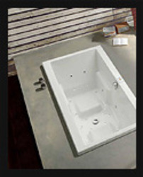 Bathtubs & Whirlpools Wellness White Bathroom Tub