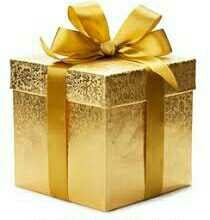 Yellow Color Corrugated Gift Box