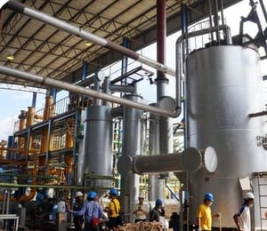 Bagasse Coconut Shell Gasification Power Plant