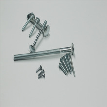 Carbon Steel DIN 603 Carriage Bolt