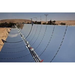 Solar Thermal Plant (Concentrated Solar Power-CSP)