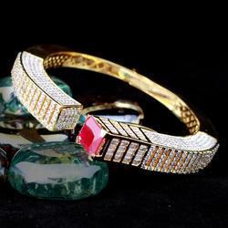 Designer American Diamond Bracelets