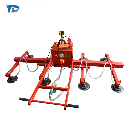 Vacuum Lifter For Loading Sheet For Laser Cutter