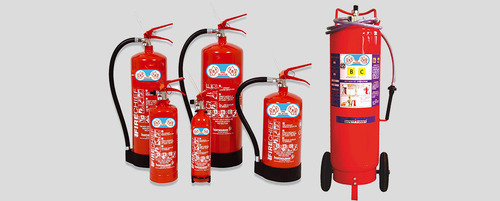 Fire Safety Extinguisher Cylinder