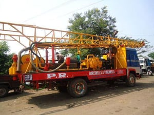 Deep Tubewell Drilling Services