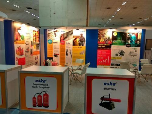 Portable Exhibition Kit Store Maharashtra : Brandstuf exhibition solutions pvt ltd in delhi delhi india