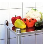 Steel Shelf For Fruit