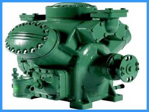 Industrial Compressor In Bhavnagar, Industrial Compressor