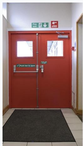 Best Fire Application Door