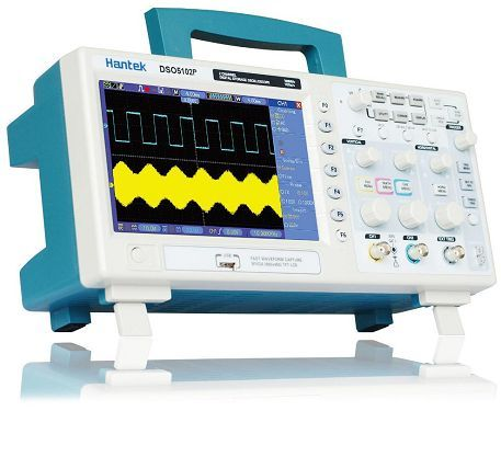Hantek DSO5102P Digital Storage Oscilloscope