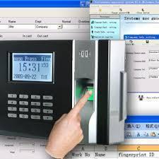 Attendance Management Software - Manufacturers & Suppliers