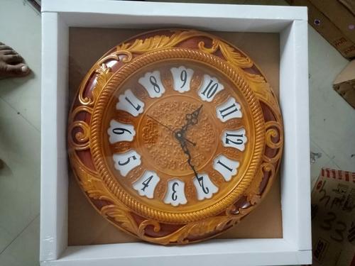ZP 1001 Wooden Finishing Wall Clocks