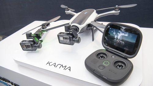 Gopro Karma Drone Camera in Shimla, Himachal Pradesh - Metro