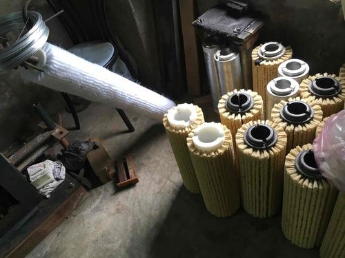 Brush Roller For Calander Machine