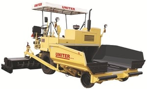 Industrial Mechanical Paver Finisher Machine (UAP-04)