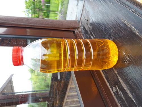 High Grade Crude Sunflower Oil