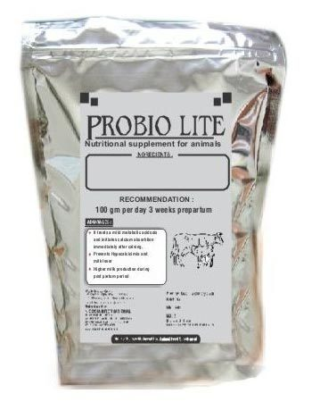 Cattle Feed Supplement (Pro-Lite)