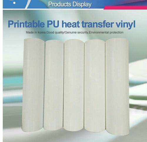 Heat Transfer Film Print Cut Media