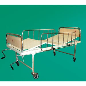 Highly Durable Hospital Bed