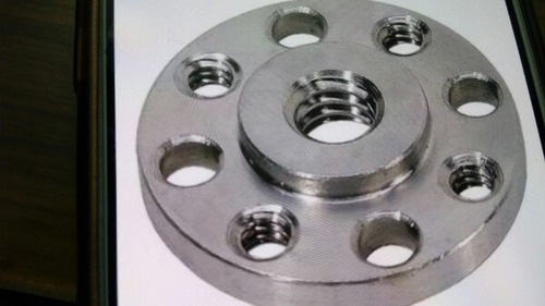 Reliable Round Screw Plate